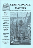 Crystal Palace Matters - issue 71