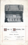Gray & Davison Ltd organ archive