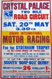 Motor Race meeting