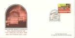 50th Anniversary of Crystal Palace Fire - First day cover (Commonwealth Games stamp)