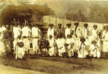 African tribesmen at Crystal Palace