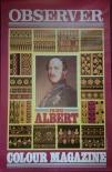Prince Albert / Owen Jones poster