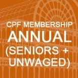 Annual Membership (seniors/unwaged)
