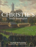 Christies sale catalogue (sport)