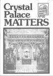 Crystal Palace Matters - issue 10