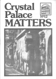 Crystal Palace Matters - issue 12