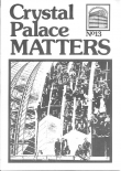 Crystal Palace Matters - issue 13