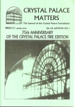 Crystal Palace Matters - issue 62