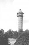 Crystal Palace north tower