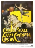 Crystal Palace Grand Continental Circus c1932
