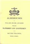 1841 History of Penge Almshouses