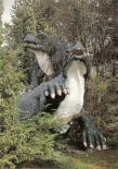 Iguanadon model