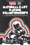 Lyons Castrol National Kart Racing Championships race meeting