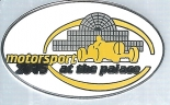 Motorsport at the Palace brooch 2015