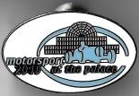 Motorsport at the Palace brooch 2019