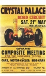 Racing at Crystal Palace 21 May 1938