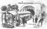 Rammel's Pneumatic Railway