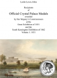 Recipients of Official Crystal Palace Medals - 1851