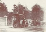 Road repairs on Sylvan Hill