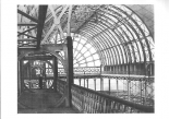 Upper Gallery of the Crystal Palace 1855