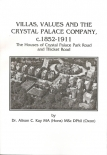 Villas, Values & the Crystal Palace Company c1852-1911