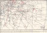 1919 World War One Air-Raids map