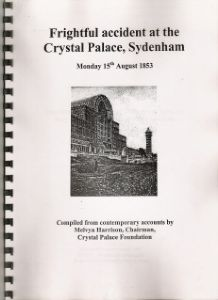 The Crystal Palace Park of 1854