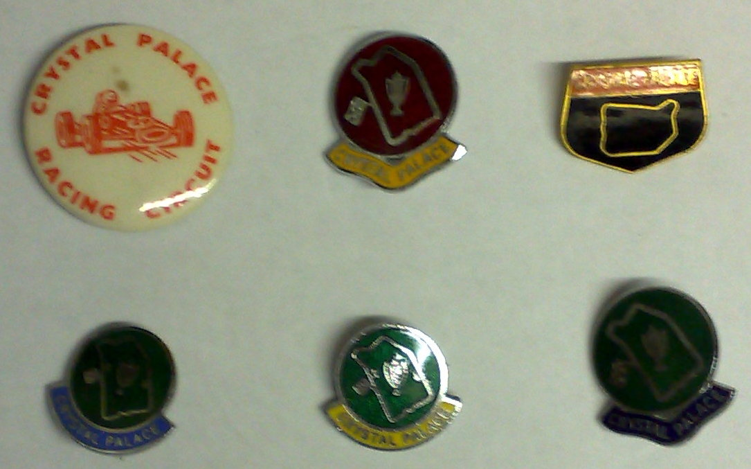 Crystal Palace Motor_racing_badges